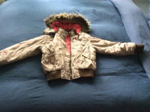 Veste doudoune Fille 134