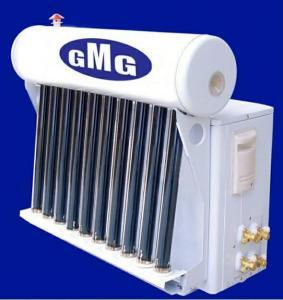 Climatiseur  et pompe à chaleur solaire