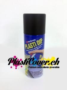 Plasticover - Plastidip Noir mat - spray