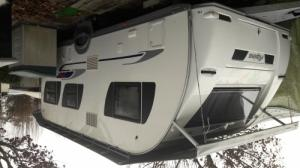 Caravane alpin à 563 ul