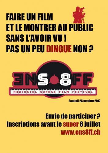 Super 8 film festival