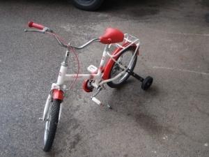vélo pour enfant débutant