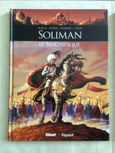 Soliman le Magnifique - Glénat Fayard