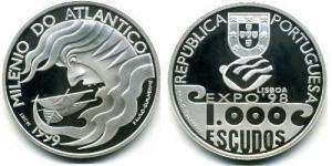 1000 Escudos - Milénio