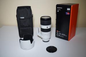 Sony OSS FE - Objectif de 70-200 mm F / 2.8 GM - Série G