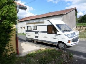 Renault Camping-car 2.1 Diesel boîte 5 v