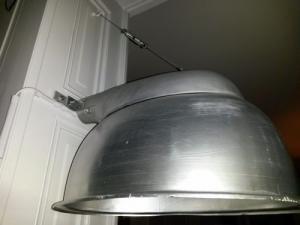 Ancien luminaire d