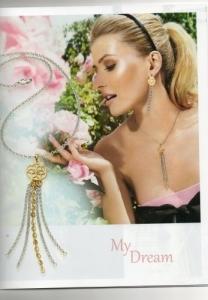 Bijoux créés par Emma  Hemming-Willis