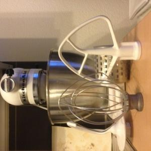Kitchen aid blender hachoir rapes