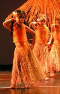 Cours de danse spécialisés enfant 2 ans