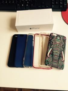 iPhone 6 Gris sidéral 16 Go