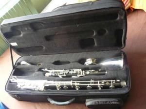 clarinette basse SELMER  descendant à l'ut grave