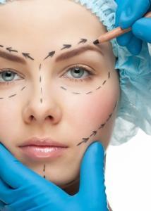 chirurgie plastique / opération esthétique