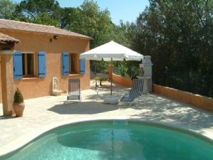 Ardèche-Sud-Gard belle maison avec pisci