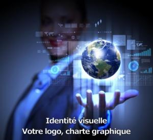 Identité visuelle; logo, etc., sites web