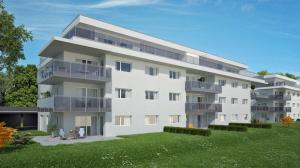 HOME SERVICE vous propose un 3,5 pièces neuf avec balcon. MINERGIE !!!
