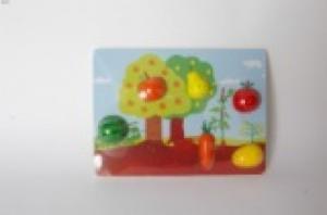 Jouets en Bois Puzzle en Bois