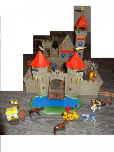 playmobil chateau du lion