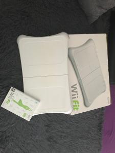 Wii Fit Board + DVD