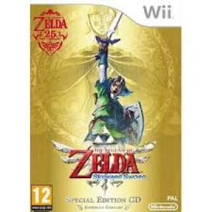 The Legend of Zelda : Skyward Sword+ CD collector Neuf