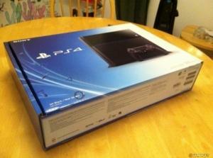Je vends une PS4