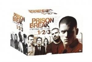 Coffret Prison Break Saisons 1 à 3