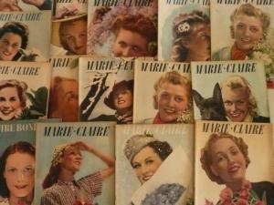 Lot 2000 magazines suisse diverses année