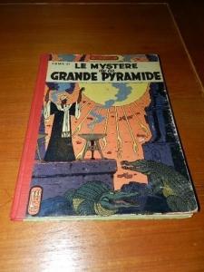 Le mystère de la grande pyramide II-1°ed