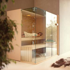 Cabine Sauna Effegibi Neuve De Luxe