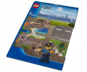 Lego 850929 Tapis de jeu Lego City