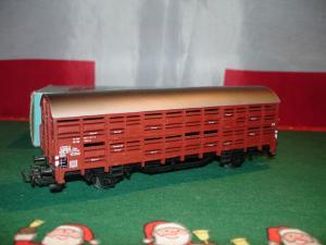 Märklin HO 4629 wagon marchandise DB Vlmms 63 de la DB