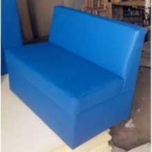 Canapé de bar et fauteuil