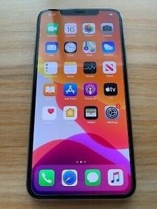 iPhone 11 Pro Max 512 GB argent