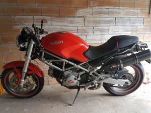 Moto Ducati 620Mi.e