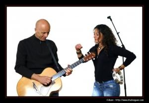 Duo acoustique pop/rock voix guitare