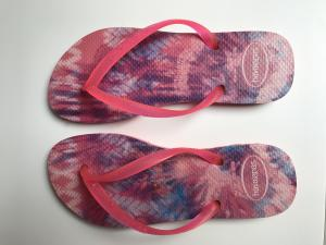 Tongs Havaianas femmes neuves, taille 35-36