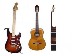 Cours de guitare, grande qualité