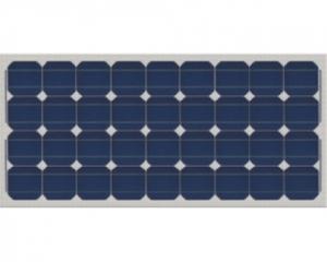 Panneau solaire monocristallin 80 W neuf