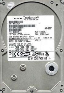 Recherche Disque dur Hitachi 0A33407