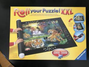 Tapis à Puzzle - Roll your puzzle