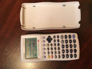 Calculatrice graphique couleurs