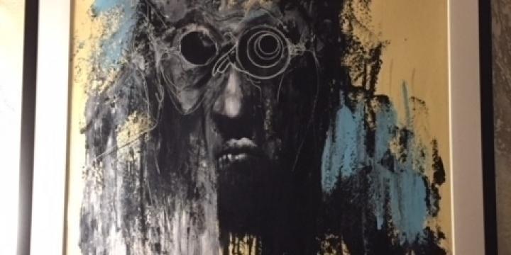 Tableau de Lemmy Gonthier