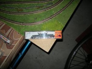 Trains électrique , matériels roulant