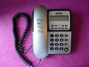 MSB : Téléphone fixe avec répondeur