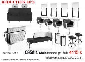 L'ensemble mobilier de chic