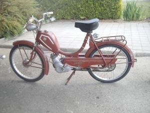 Velomoteur 1960 Walco 502 moteur révisé