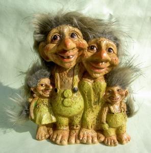 Trolls - Gnomes No 4
