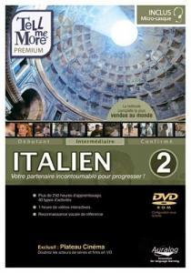 Tell Me More Italien 8.0 (2 niveaux)