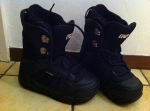 A vendre Boots de snowboard