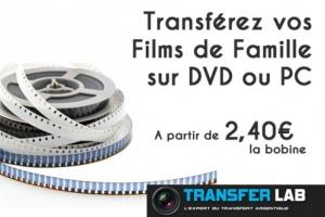 Copiez vos films familliaux super8